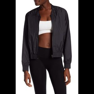 Like New Ivy Park Bomber Jacket Black